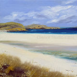 Breeze over Reef Beach, Harris Outer Hebrides
