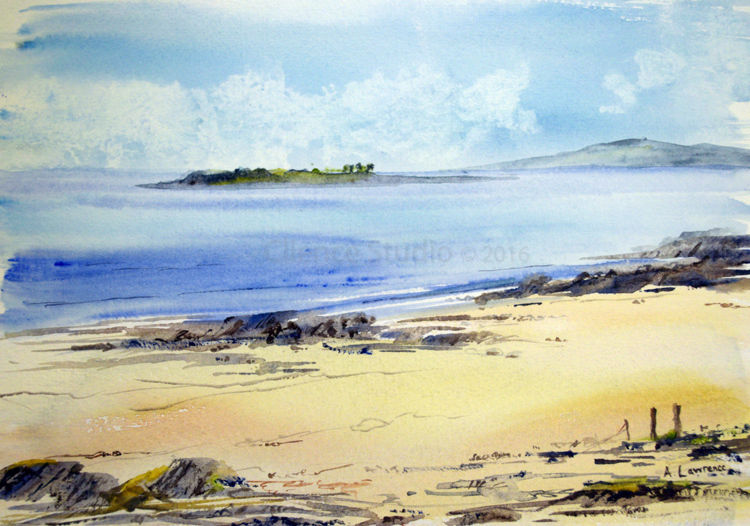 By the Sea Shore, Carrick