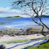 The Tree by the Shore, Kippford