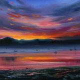 Colours at Sunset, Kippford