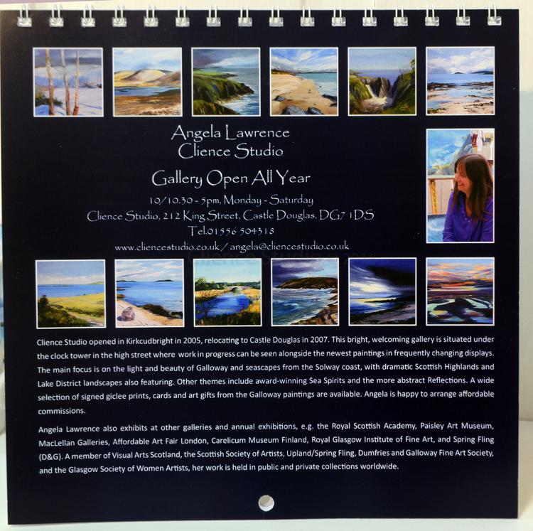 Galloway Landscapes 2018 Calendar