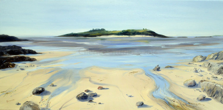 Tide Kissed Shore, Carrick