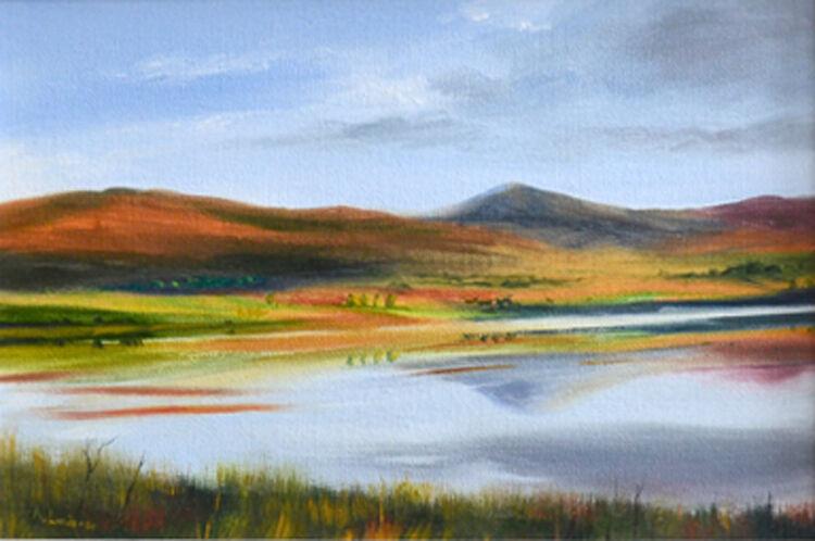 Autumn at Loch Rannoch