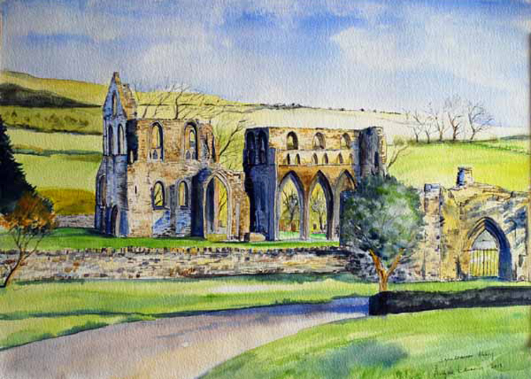 Dundrennan Abbey commission