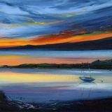Evening Colours Fleet Bay