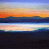 Sundown Loch Ken