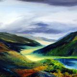 Gathering Clouds Glen Trool