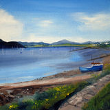 Kippford Boats and Colours