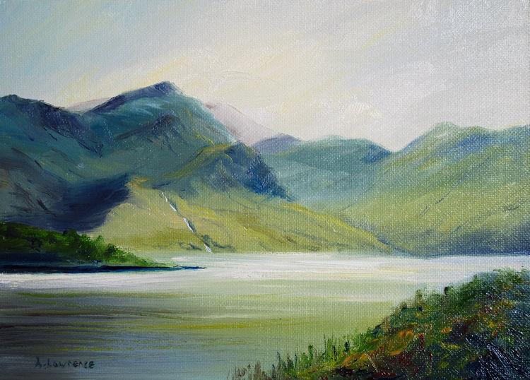Loch Katrine memories
