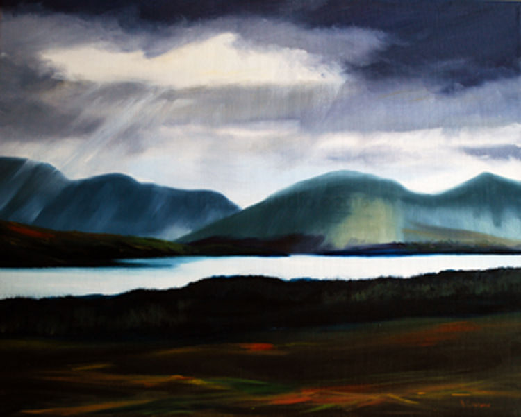 Loch Tulla, Changing Skies