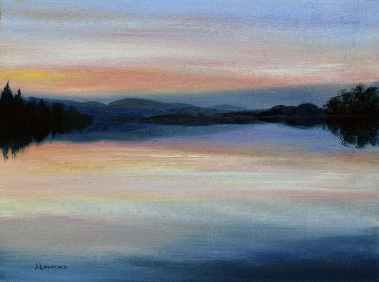 Sunset Shades, Loch Ken