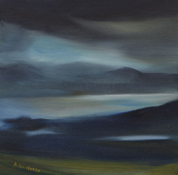 Passing Rain, Loch Doon