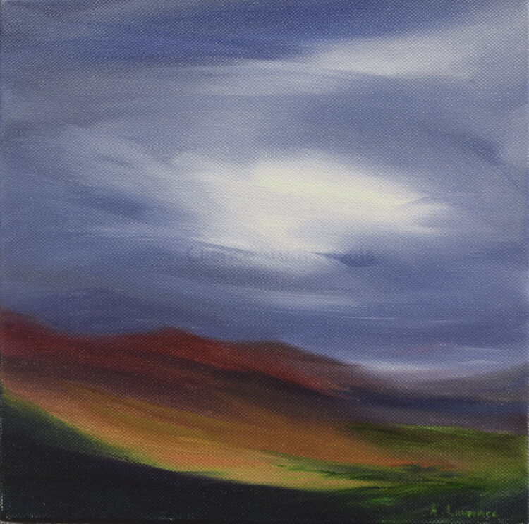 Swirling Cloud, Galloway Hills