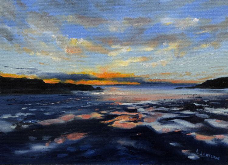 Sundown from Mossyard