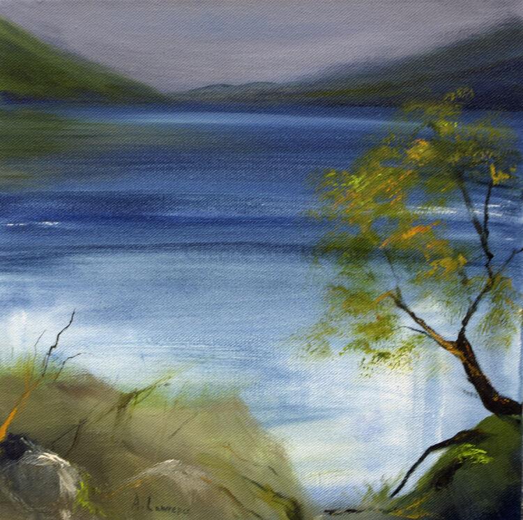 Calm Water, Loch Muick