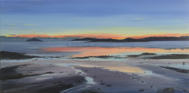 Reflections at Sundown, Rockcliffe