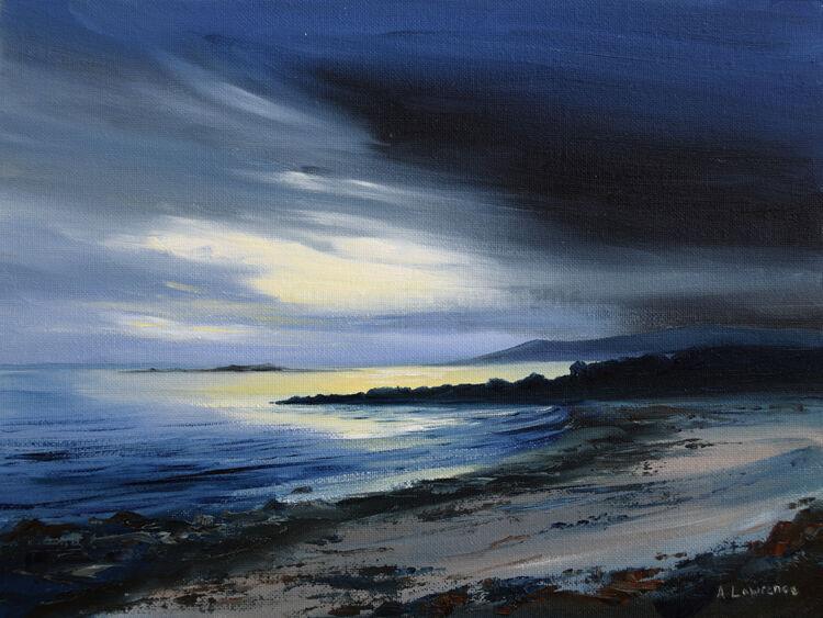 Evening tide Carrick
