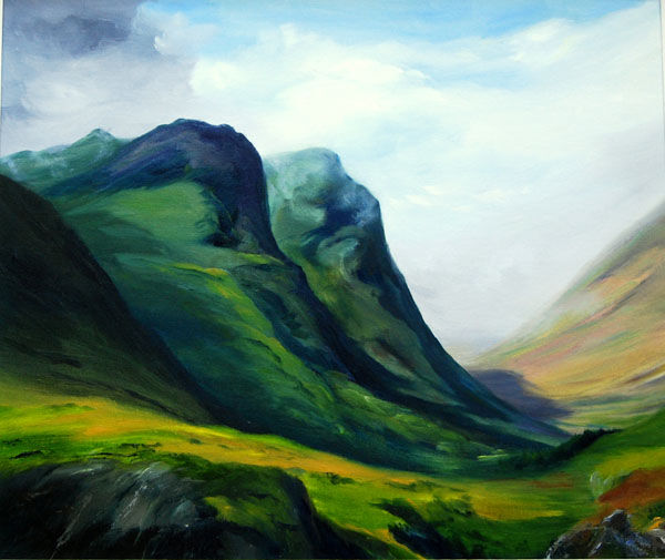 The Grandeur of Glencoe