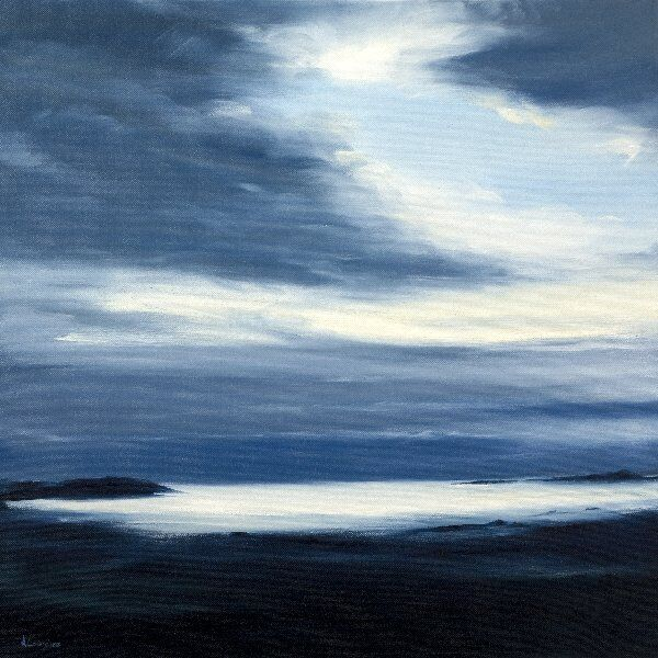 Light over the Fleet isles