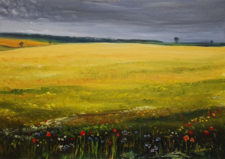 poppyfield commission