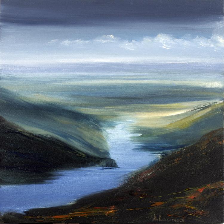 Summer Clouds, Loch Trool