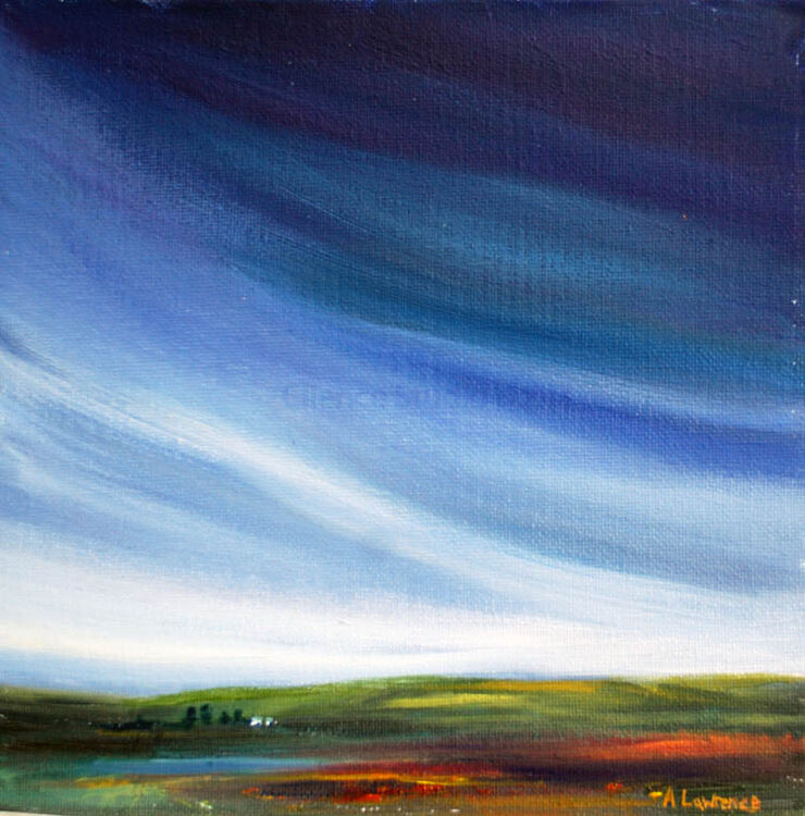 Sweeping Skies over Galloway