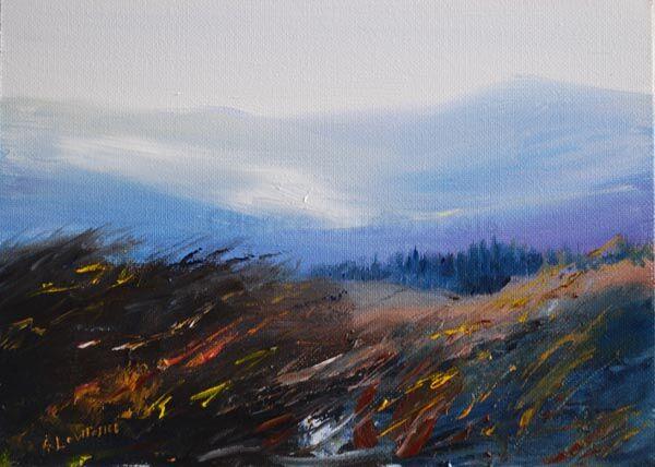 Winter Colours (Towards Cairnsmore of Fleet)