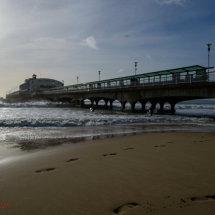Bournemouth Pier.