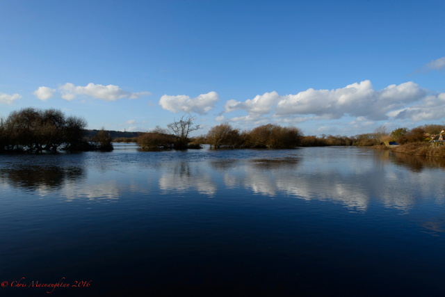 Burton Floods.