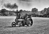 1909 Burrell 6HP traction Engine No.3125