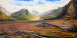 Entrance to the Glen (50cm Hx100cm W)