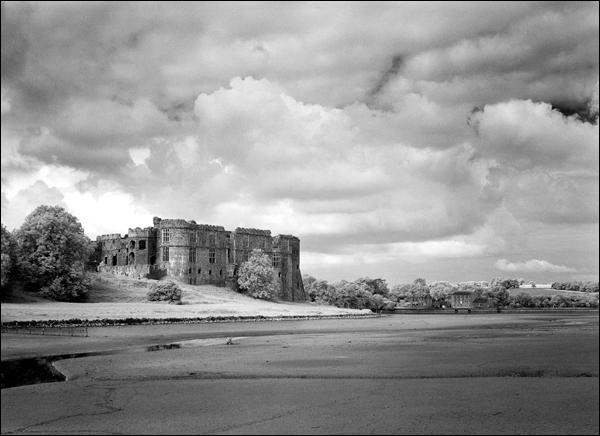Carew Castle. Pembroke