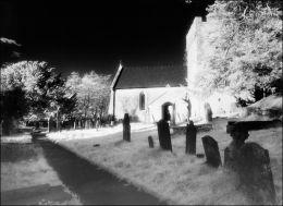 Ilston Church. Gower