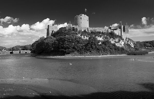 Pembroke Castle #2