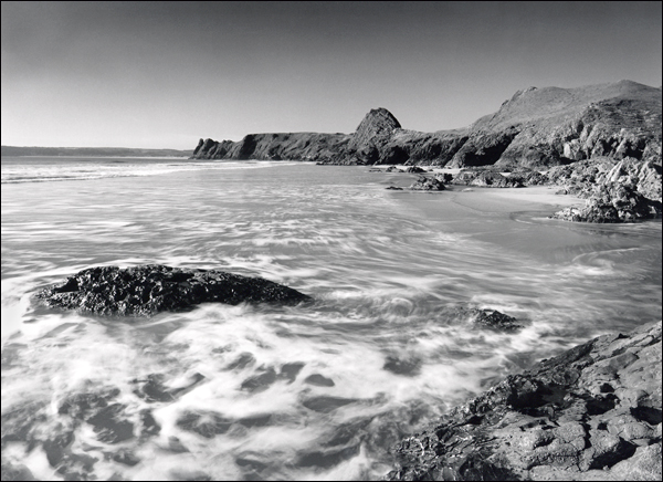 Pobbles Bay #2. Gower