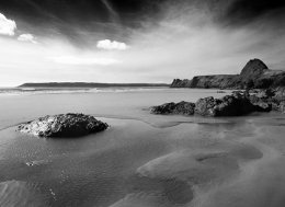 Pobbles Bay #3 Gower