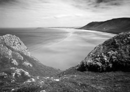 Rhossili Bay, Gower