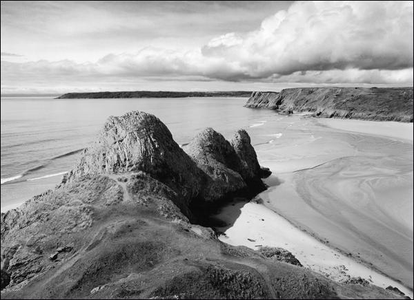 Three Cliffs #2 Gower