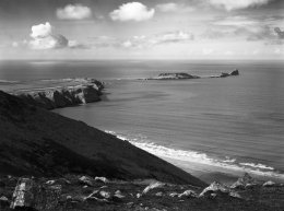 Worms Head #4 Gower