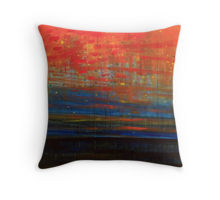 Indian Ocean Sunset II cushion