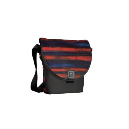 Sunset Stripes bag