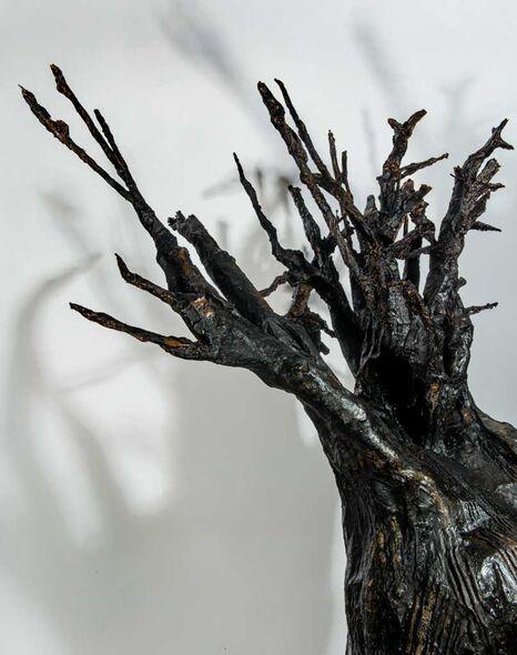 """""""Goddess Danu"""" Sculpture Prize 2020 RUA"""
