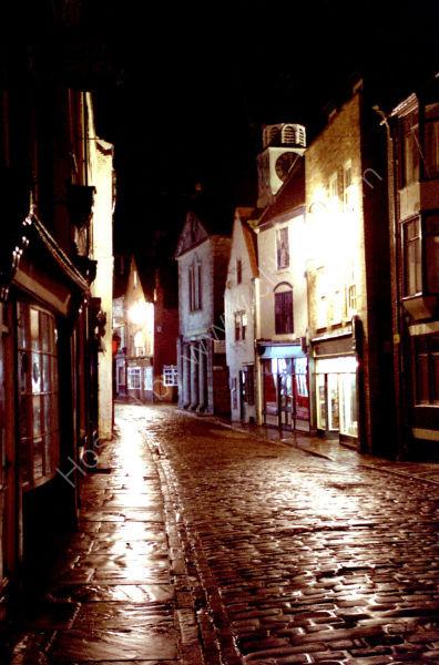 Church Street at Five Past Midnight