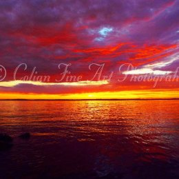 252-bham sunset-0701