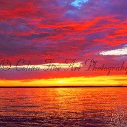 253-bham sunset-0703