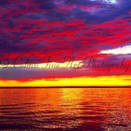 256-bham sunset-0712