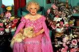 At home with Dame Barbara Cartland