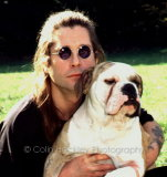 At home with Ozzy Osbourne