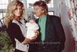 At home with Rod Stewart & Rachel Hunter