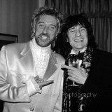 Rod Stewart & Ronnie Wood